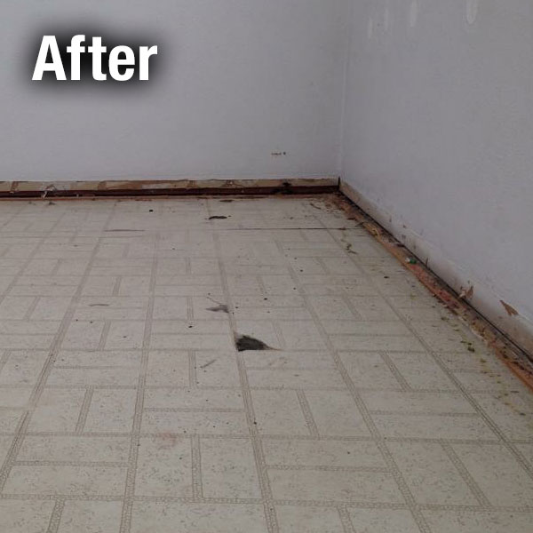 Concrete Floor Repair - Colorado Springs - After