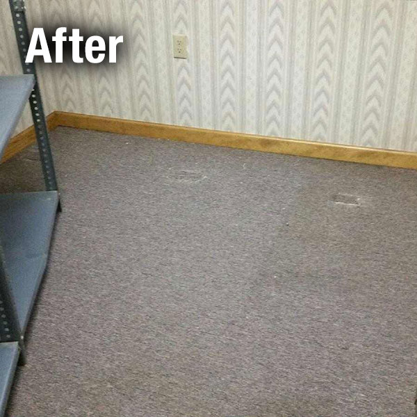 Colorado Springs Injection Foam Leveling - After